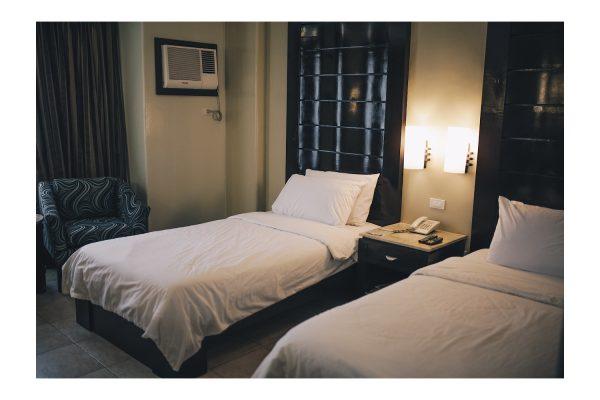Deluxe Twin/Matrimonial Room
